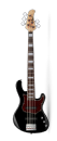 Cort G Series 5 String Electric Bass Guitar in Black